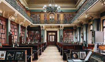 Libraries - Featured Image