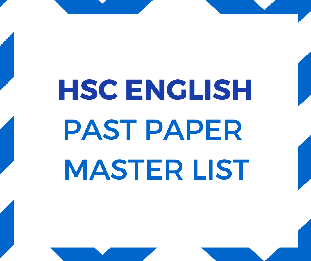 hsc english discovery practice essay questions 25 hsc english past papers master list from the archives