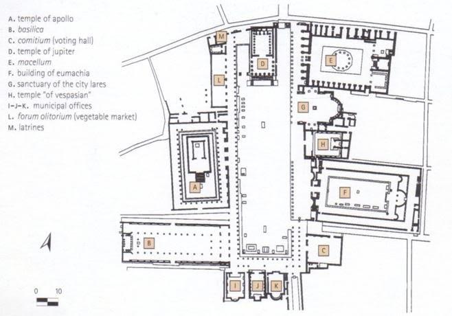 Pompeii and Herculaneum Practice Questions