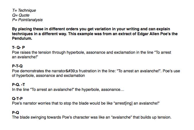 English Writing Skills - Sentence Structure