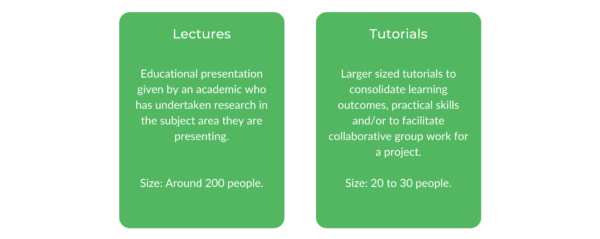 USYD Education - Class Structure
