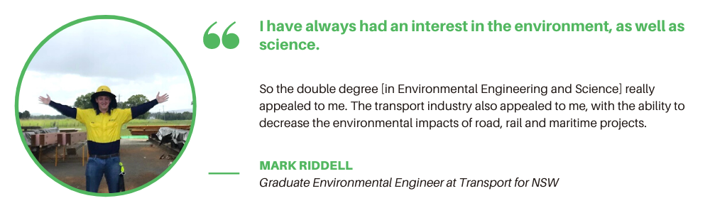 Environmental Engineer - Student Quote