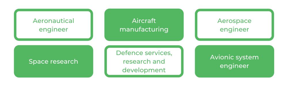 USYD Aeronautical Engineering - Careers