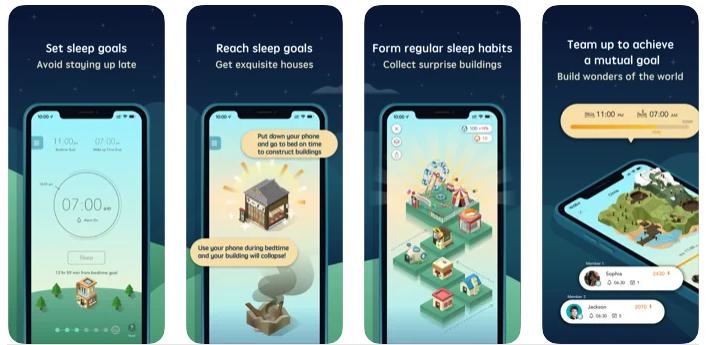 Sleep Apps - SleepTown