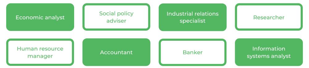 USYD Economics - Careers