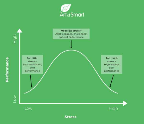 HSC Mental Health, Stress and Anxiety - Graph